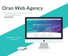 Impression Grand Format, Creation Site, Oran, Site Web, Electronics, Impressionism, Consumer Electronics