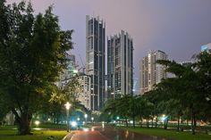 foster + partners: the troika @ Kuala Lumpur