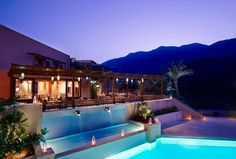 Blue Palace, a Luxury Collection Resort & Spa, Elounda - Asia Restaurant Pool