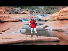 Gerudo Valley (from Zelda OoT) Violin Cover - Taylor Davis - YouTube