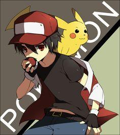 pokespe red - red-pokemon Photo