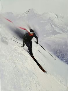 Speed & focus straight to the finish line. Downhill shredding powder till you make the finish! Canadian Art, Ski Fashion, Whistler, Finish Line, It Is Finished, Powder, Football Pitch, Face Powder