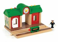 Brio 33578 Record and Play Station: Amazon.co.uk: Toys & Games