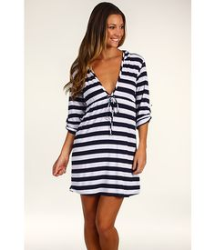 Bathing suit cover up....Hooded Resort Dress by Lucy Love