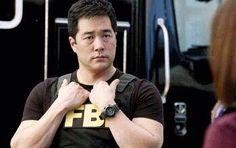 Agent Kimball Cho-The Mentalist-strong men!❤️ Tim Kang