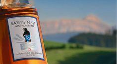 Distillerie : Säntis Malt, Swiss Highlander Whisky