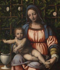 Bernardino Luini, in mostra a Palazzo Reale di Milano - MagaziNet | magazinet