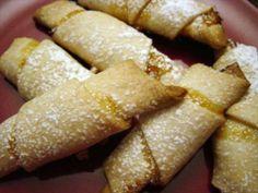 Almond Rolls - Moroccan Food - Moroccan Food Recipes