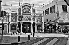 Old Cinema  (Madrid) by Francisco Díez