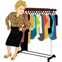 30 Day Shop Your Wardrobe challenge. Step out of your box and try new combinations