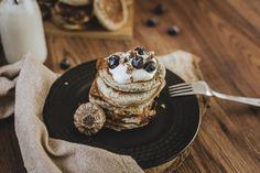 Výborné lievance Latte, Pancakes, Brunch, Breakfast, Food, Morning Coffee, Essen, Pancake, Meals