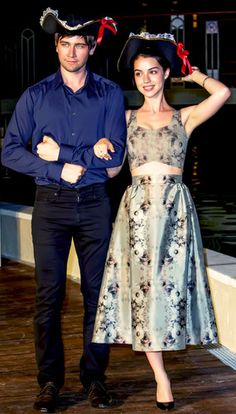 Adelaide Kane and Torrance Coombs at the 54th Monte-Carlo Television Festival - reign-tv-show Photo