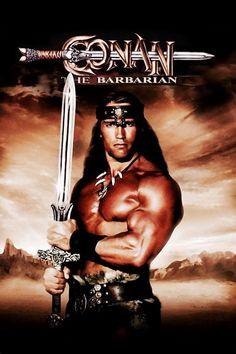 Jack Slater, Conan The Barbarian Movie, Conan Der Barbar, Arnold Schwarzenegger Movies, Movies Must See, Terminator 1984, Adult Comedy, John Connor, Movie Prints
