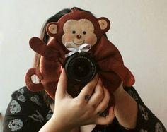 Macaco para Lente de Câmera Fotográfica