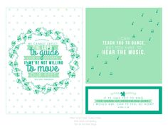 May 2015 Visiting Teaching Printable - such beautiful and inspirational quotes for any of the women in your life.