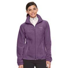 Women's Columbia Three Lakes Fleece Jacket, Size: