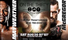 Everyone is going to be at On the Thirty this Saturday! Call for reservations (818) 788-0330