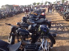 Bmw R25/3 1955 in line up