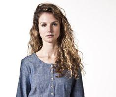 recolution organic Frauen Bluse Jördis fair trade Bio Baumwolle