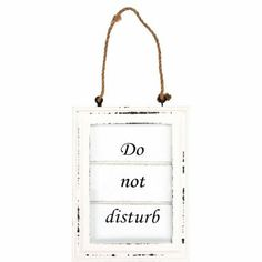 Do Not Disturb  More Creative Hotel Door Hangers  Hanger