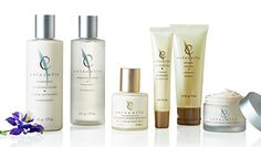 I love these products. they make my skin feel baby soft and I love they keep me looking younger then I am :)