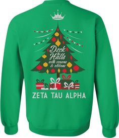gokotis.com | Deck the Halls #ZetaTauAlpha #ZTA #Zeta #Christmas #DeckTheHalls #Sorority (146038)