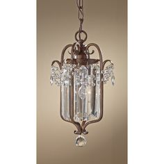 "Found it at Wayfair - Gianna Scuro 1 Light 12.8"" Mini Duo Chandelier"