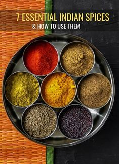Essential spices in Indian cooking – what to buy and whereYou can find indian spices and more on our website.Essential spices in Indian cooking – what to buy and where Korma, Biryani, Indian Spices List, List Of Spices, Spices And Herbs, Cooking Icon, Fun Cooking, Cooking Recipes, Cooking Videos