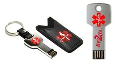 Share a message and Save $3.00 off your order! Key2Life USB Medi-Chip Key