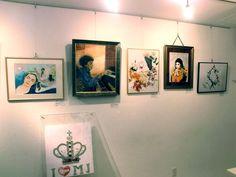 #MichaelJackson Experience fan art, Tokyo, Japan 2013