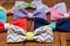 STITCHED by Crystal: Tutorial: Easy Fabric Bows