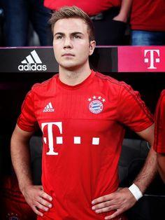 Mario Götze / FC Bayern München / Deutscher Fussball - Bund / Mario Goetze / German National team
