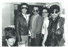 Nick Lowe, Marin Rev (Suicide), Elvis, Oedipus, Alan Vega (Suicide) - 1977