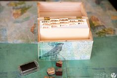 Memories Saved in Seconds: Keep a Memory Box. Recipe Box + 365 index cards + 12 dividers + writing tools.record memories as they happen in a snap! Making Memories, Best Memories, Memories Box, Boxed Christmas Cards, Handmade Christmas, Diy For Kids, Big Kids, Index Cards, Handmade Books