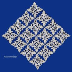 Crochet Borders, Filet Crochet, Quilt Patterns, Crochet Patterns, Needle Tatting Patterns, Tatting Tutorial, Tatting Lace, Lace Making, Sewing Basics