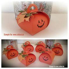 Halloween / Herbst - Willkommen bei Stampin Fee Halloween, Advent Calendar, Christmas Ornaments, Holiday Decor, Home Decor, Fairy, Autumn, Crafting, Decoration Home