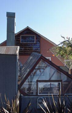 Casa Gehry / Frank Gehry Santa Monica Los Angeles Estados Unidos da América 1978