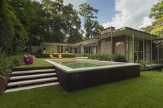 Restored Midcentury Asking $3.45M Has a Patio for Every Room - House of the Day - Curbed National