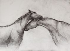 "Saatchi Online Artist: Anas Shrefahe; Pencil 2011 Drawing ""Love"""