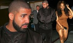 Drake parties with Serena Williams lookalike at trendy hotspot