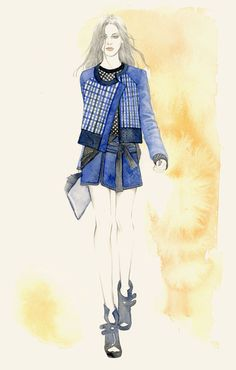 #websista #fashion #illustration #TeriChung