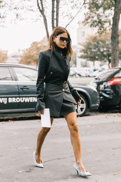 Street Style #PFW / Día 4