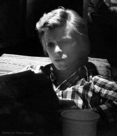 David Bowie 70s. Look at him. He looks so lost. He touches my heart. How I wish I could have made everything all better for him, but I know that would have been impossible, even if I had known him. I hope he is okay, wherever he is now. I pray he is not lonely. And I hope he senses, somehow, how very much he is loved & missed.