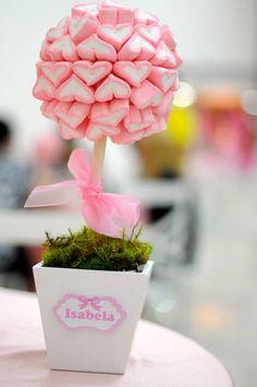 topiaria de marshmallow - Pesquisa Google
