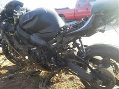 2005 Suzuki GSX-R600X Sports bike,  has been wrecked. There are many useable parts still available. 600cc DOHC 6 Speed. Let us know what you are looking for.