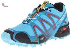 new concept 80191 3a71e Salomon Speedcross 3, Chaussures de Running Compétition Femme  Amazon.fr   Chaussures et Sacs