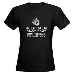 SuperWhoLock Shirt