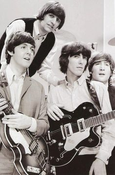♥♥Richard L. Starkey♥♥  ♥♥J. Paul McCartney♥♥  ♥♥♥♥George H. Harrison♥♥♥♥  ♥♥John W. O. Lennon♥♥