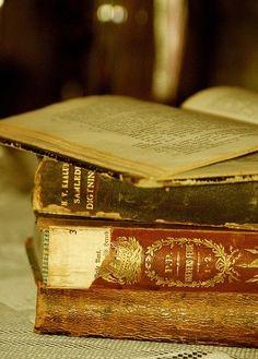Old Books..
