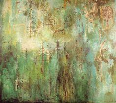 "Zao Wou-Ki ""Foresta di smeraldo"""